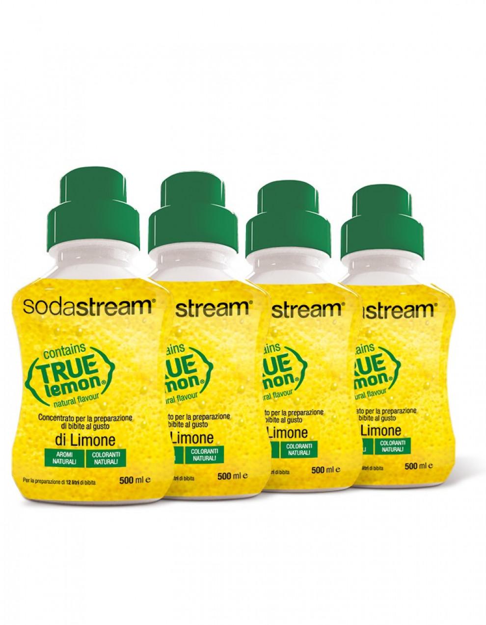 SodaStream Concentrato Limone Multipack