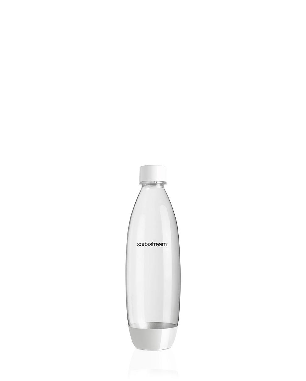 SodaStream Bottiglia per Gasatore Spirit Bianco