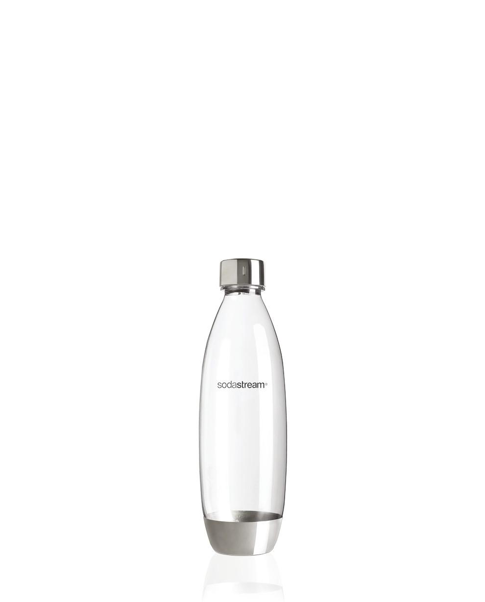 SodaStream Bottiglia Fuse Metal per Gasatore