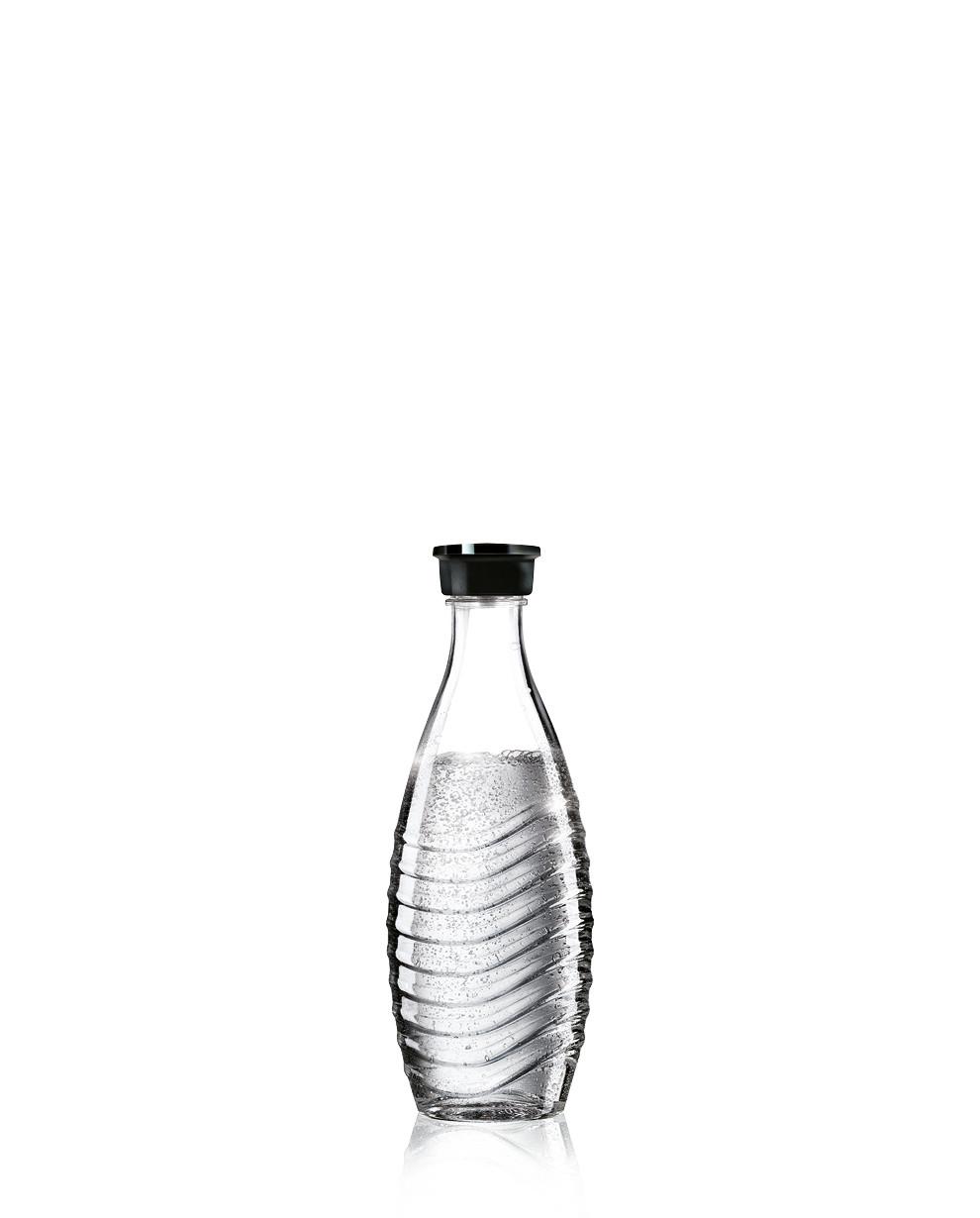 SodaStream Bottiglia Vetro per Gasatore Crystal