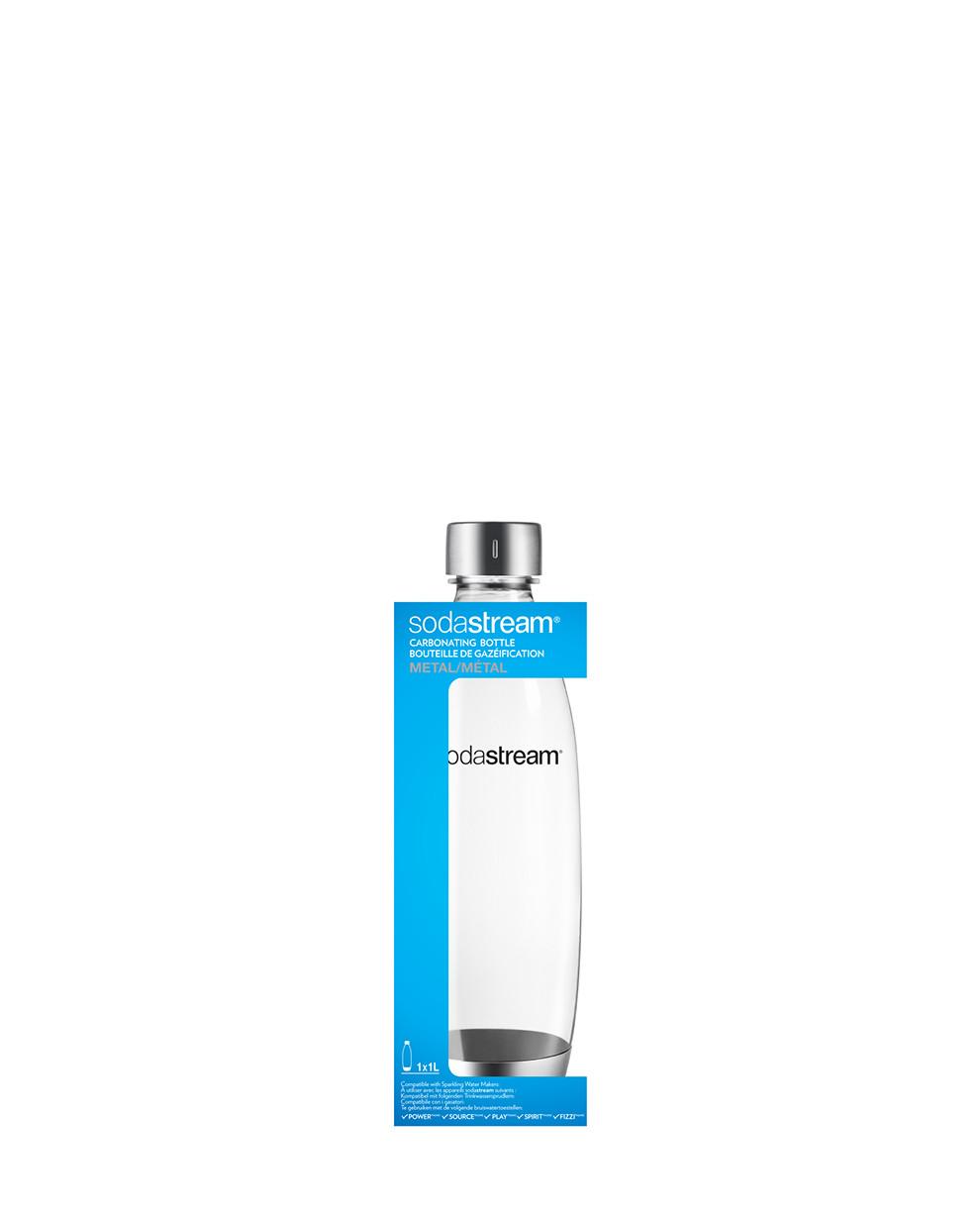 Bottiglia Fuse Metal per Gasatore SodaStream