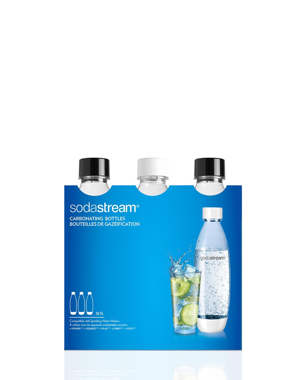 Bottiglie Fuse per Gasatore SodaStream