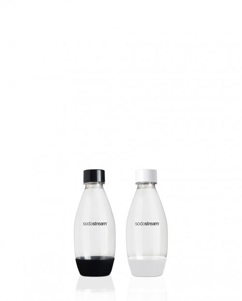 SodaStream Bottiglie Fuse da 0,5 litri per Gasatore