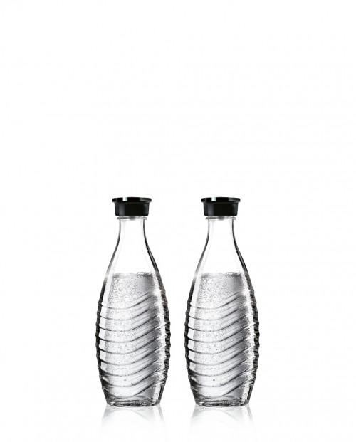 SodaStream Bottiglie in Vetro per Gasatore Crystal