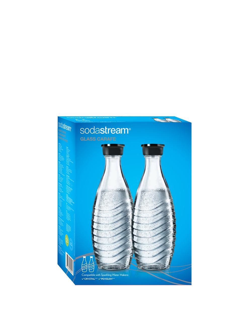 Bottiglie in Vetro per Gasatore Crystal SodaStream