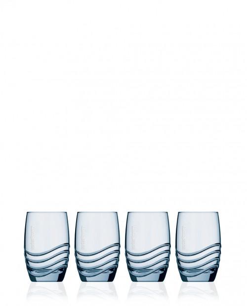 SodaStream Bicchieri in Vetro per Gasatore Crystal