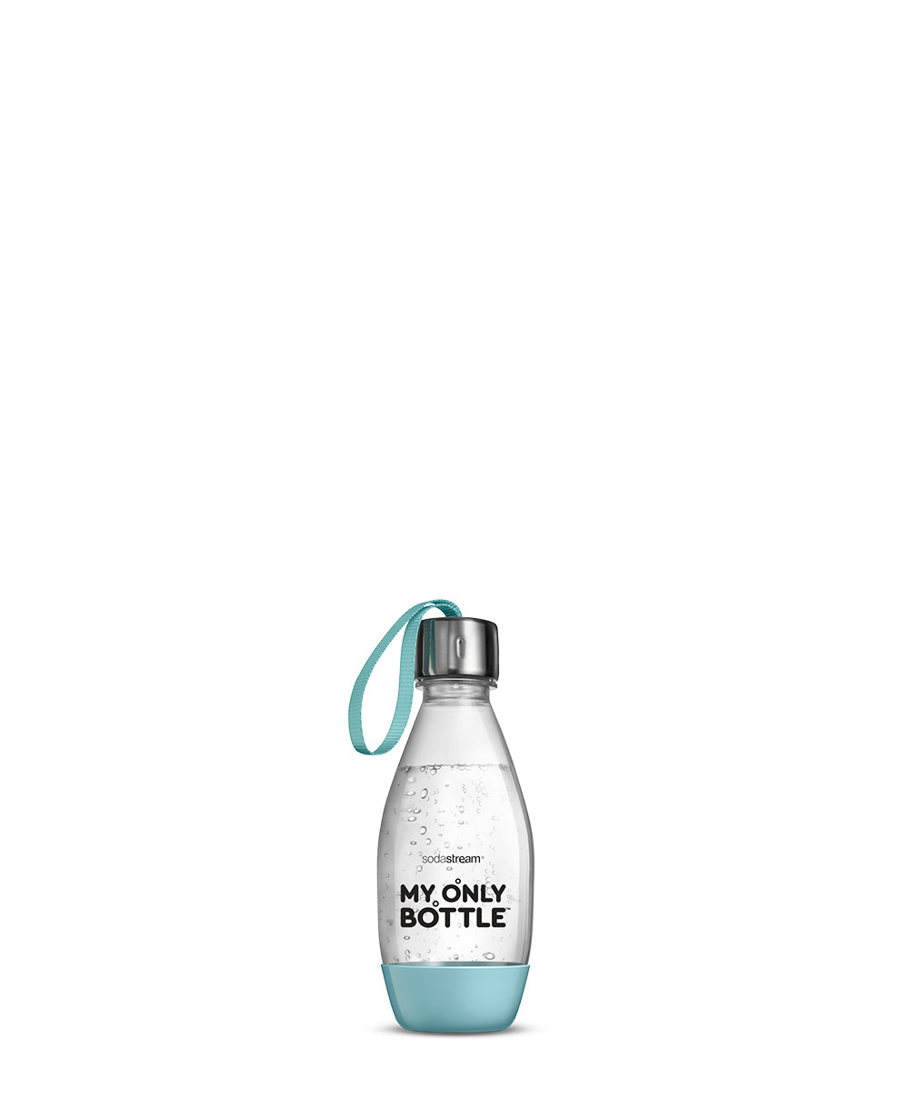 Bottiglia My Only Bottle Azzurra