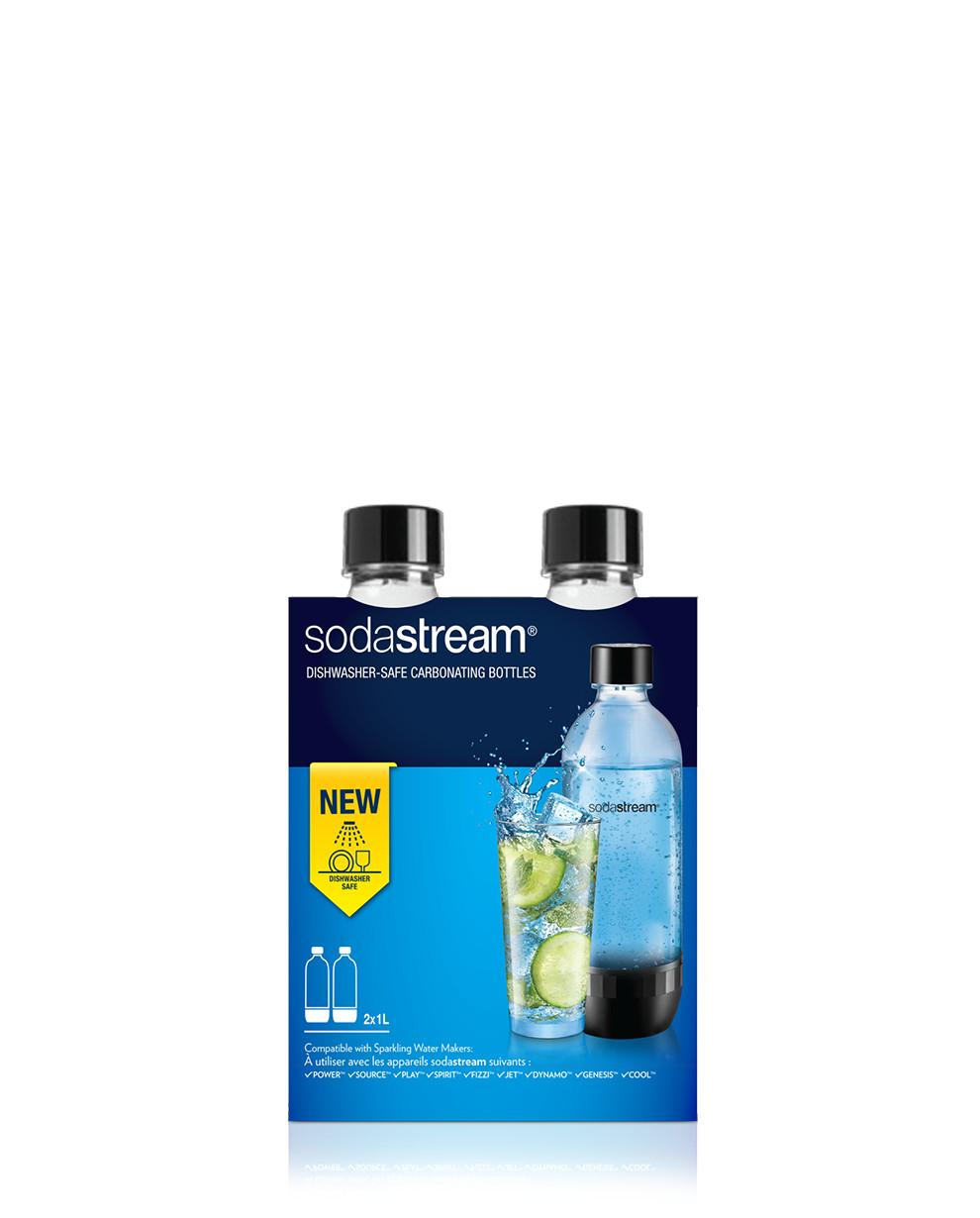 Universali Lavabili In Lavastoviglie SodaStream Pack Da 2 Bottiglie 1 L