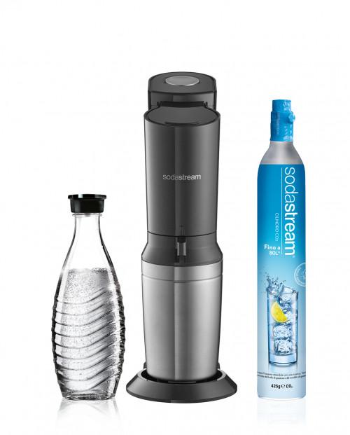 SodaStream Gasatore Crystal Nero