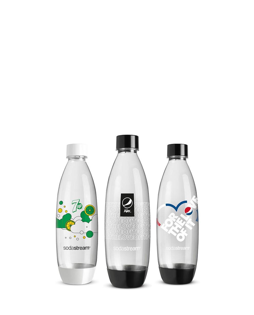 Bottiglie Fuse Pepsi per Gasatore