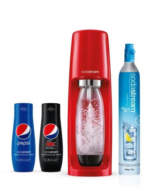 SodaStream Spirt Rosso Pepsi