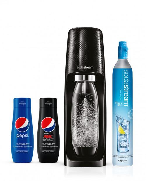 SodaStream Spirt Nero Pepsi