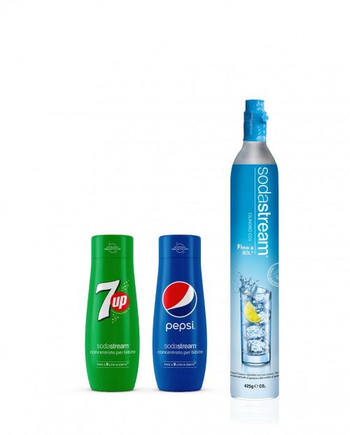 SodaStream Pepsi e Cilindro gas