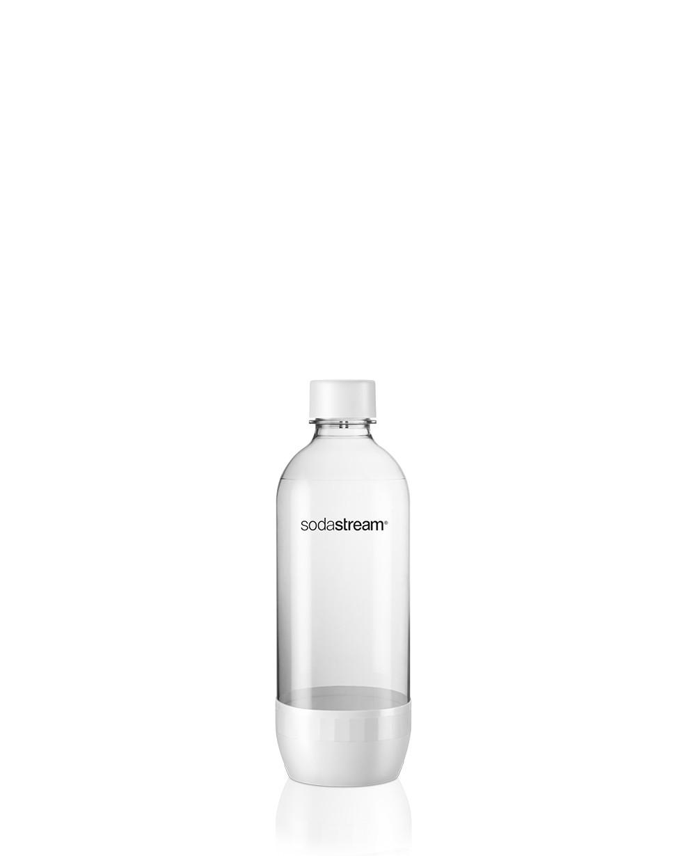 SodaStream Bottiglia per Gasatore Genesis White